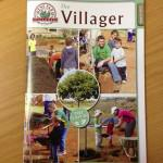 The Villager cover